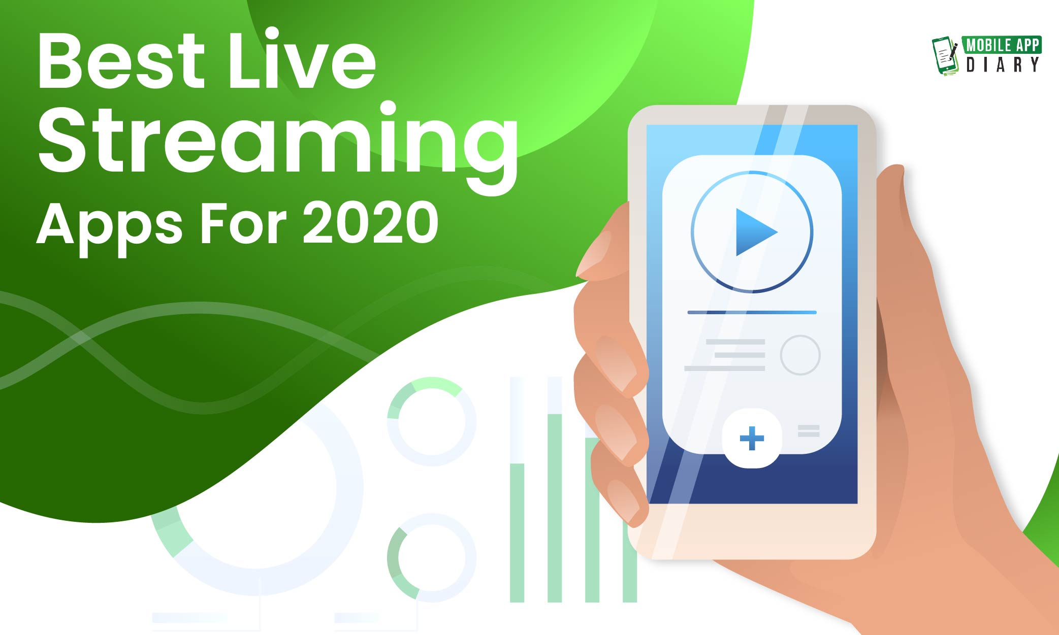 Best Live Streaming Apps for 2020