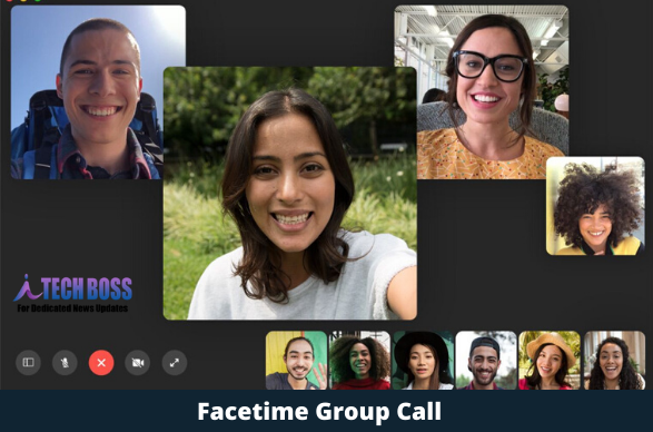 Facetime Group Call