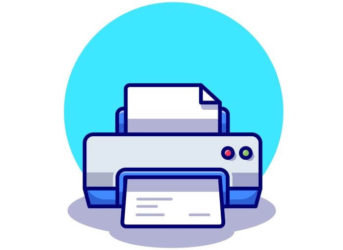 How to fix hp printer prints blank pages